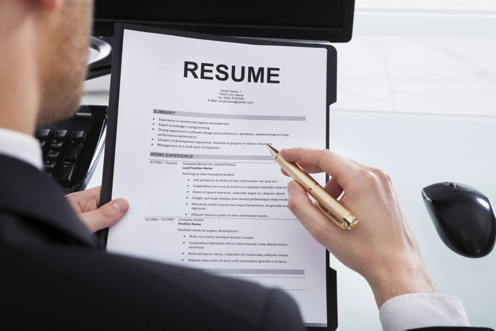 Do These 6 Things To Make Sure Your Resume Gets Read Shereen Mitwalli