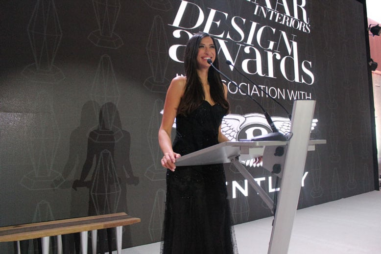 Shereen Mitwalli Best MC in Dubai Presenting in an event