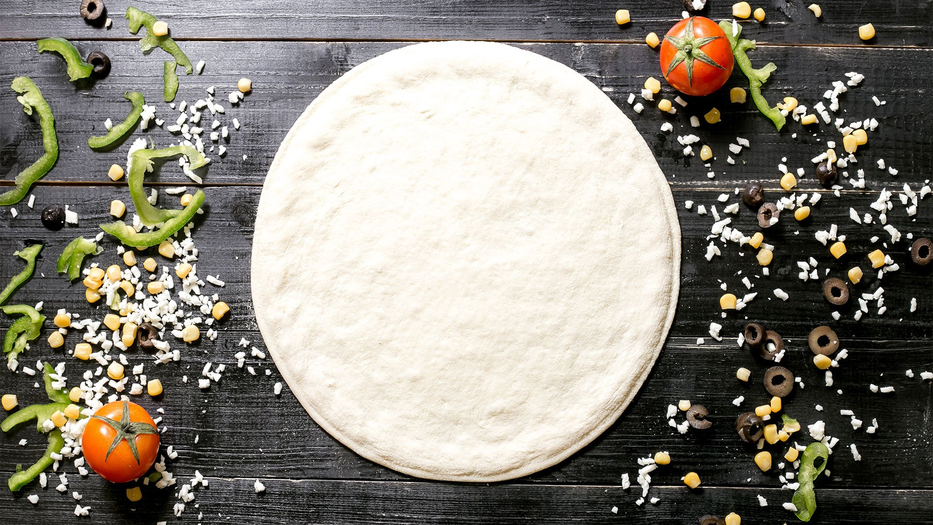 How to Make easy pizza dough