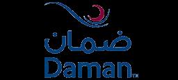 daman logo
